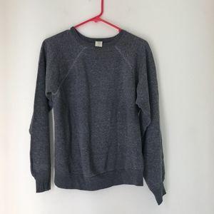 Vintage Sears Basic Grey Crewneck Sweatshirt